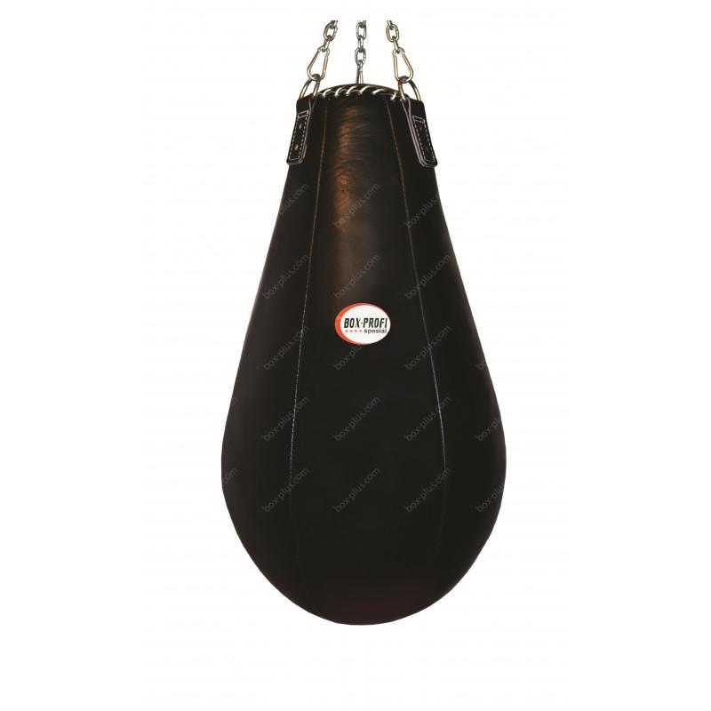 Боксерская груша капля BOX-PROFI кожа 4-6мм