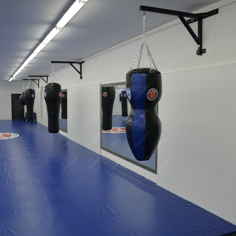 Боксерский мешок силуэт Fighttech