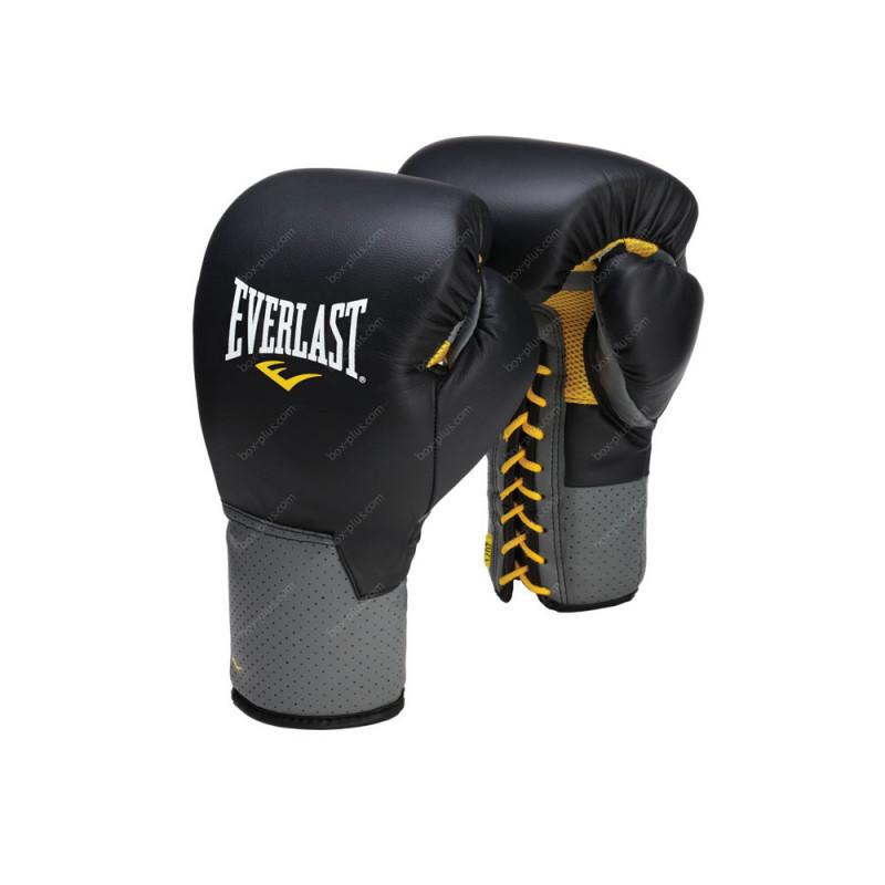Боксерские перчатки Everlast Pro Laced