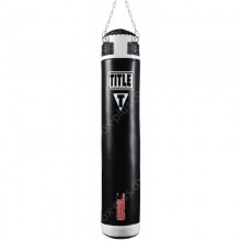 Боксерский мешок TITLE Gel Thai Heavy Bag