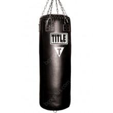 Боксерский мешок TITLE PRO