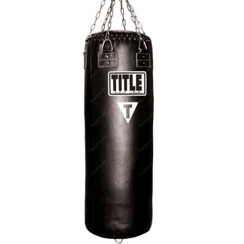 Боксерский мешок TITLE PRO 150lb