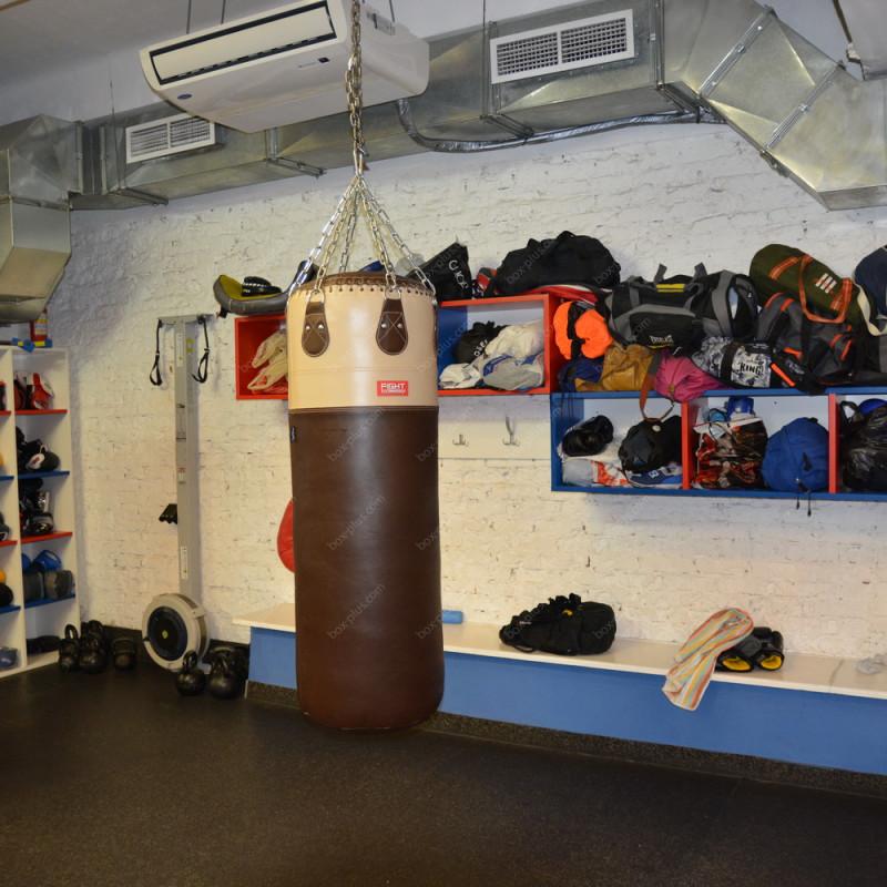 Боксерский мешок FightTech Leather