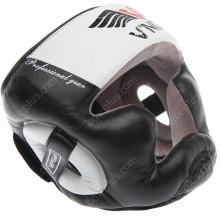 Боксерский шлем с защитой подбородка V`Noks Aria