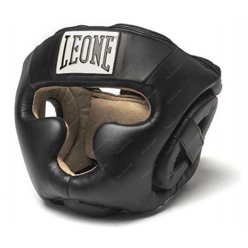 Детский боксерский шлем Leone Junior