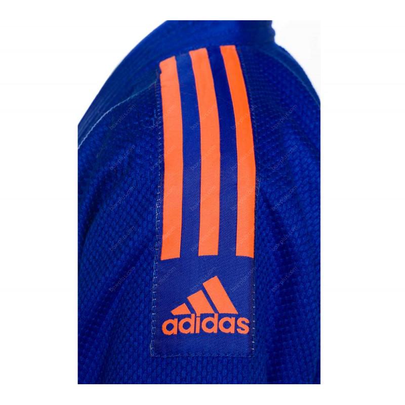 Кимоно для дзюдо Adidas Club J350 синее