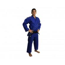 Кимоно дзюдо adidas Champion II IJF Slim Fit синее