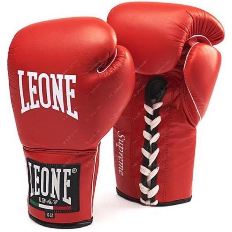 Боксерские перчатки Leone Supreme