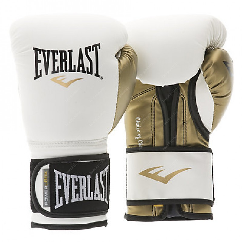 Перчатки для бокса Everlast Powerlock PU