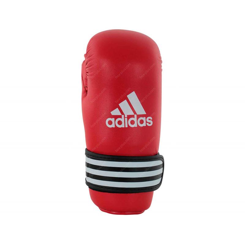 Перчатки для кикбоксинга Adidas WAKO Semi Contact