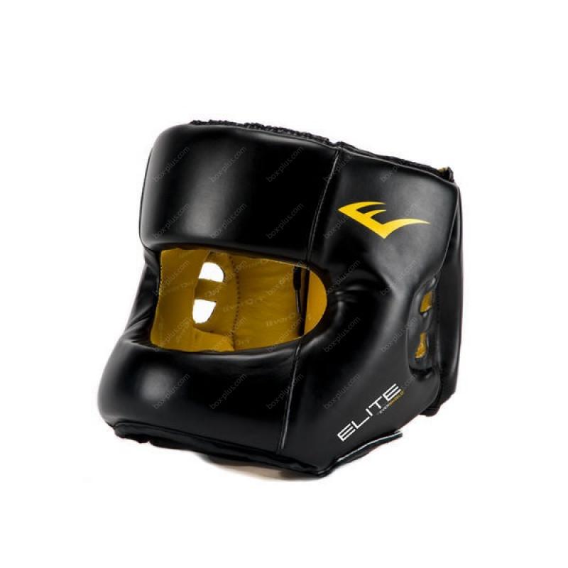 Шлем с бампером Everlast Elite PU