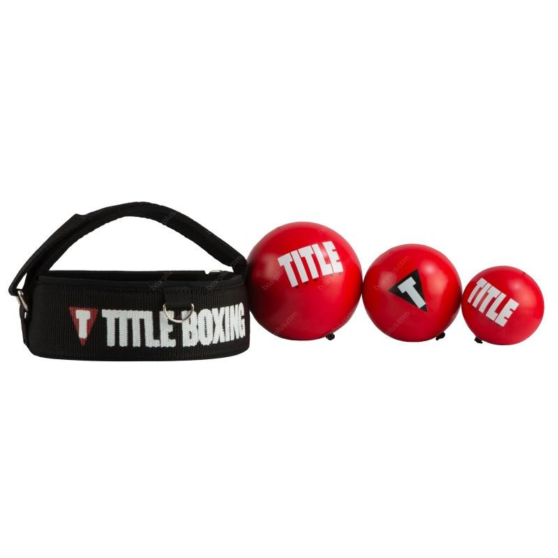 Тренажер реакции TITLE Reflex Ball