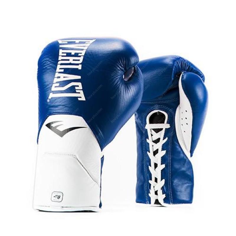 Боксерские перчатки боевые Everlast MX Elite Fight