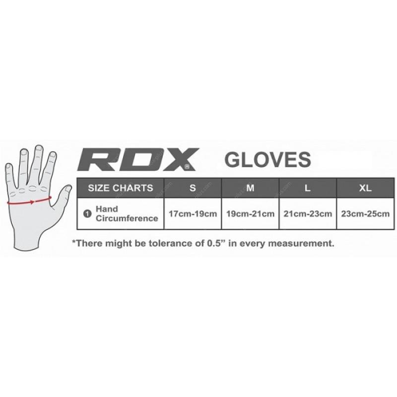 Снарядные перчатки RDX GEL