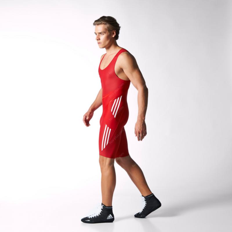 Трико борцовское Adidas WR Classic Suit Men