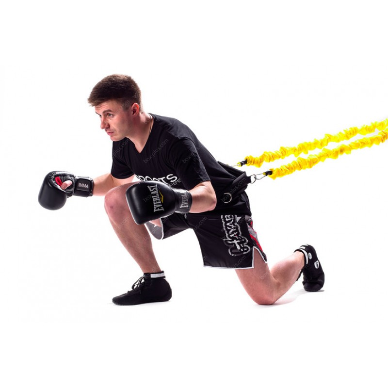 Тренажер резина для борьбы Double Leg