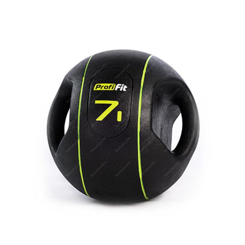 Мяч с хватами
