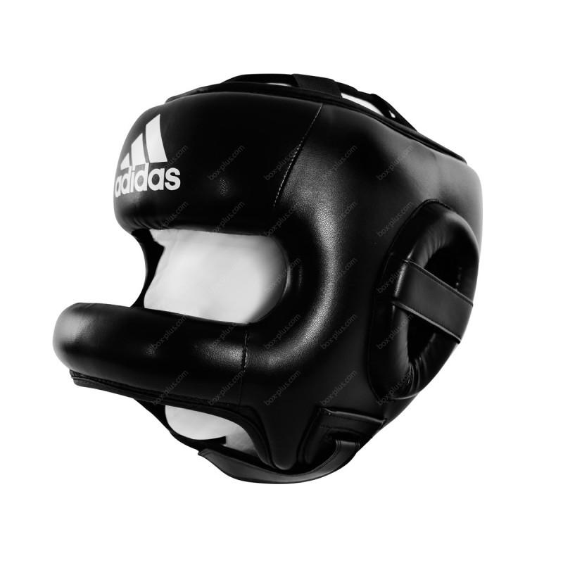 Боксерский шлем с бампером Adidas