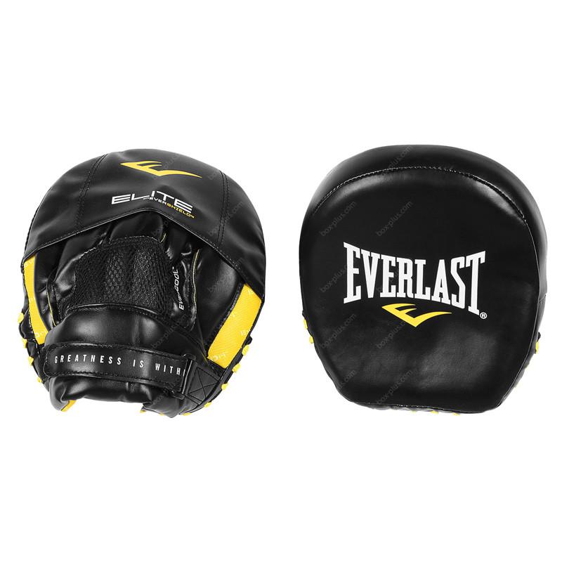 Лапы Everlast Elite Mini PU