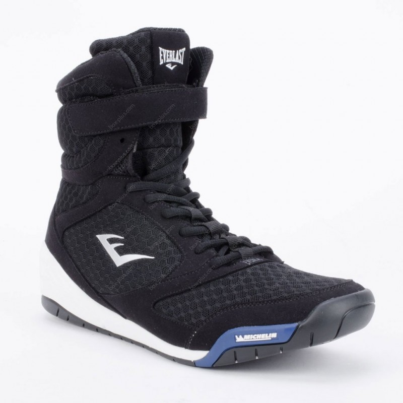 Боксерская обувь Everlast Pro Elite High Top