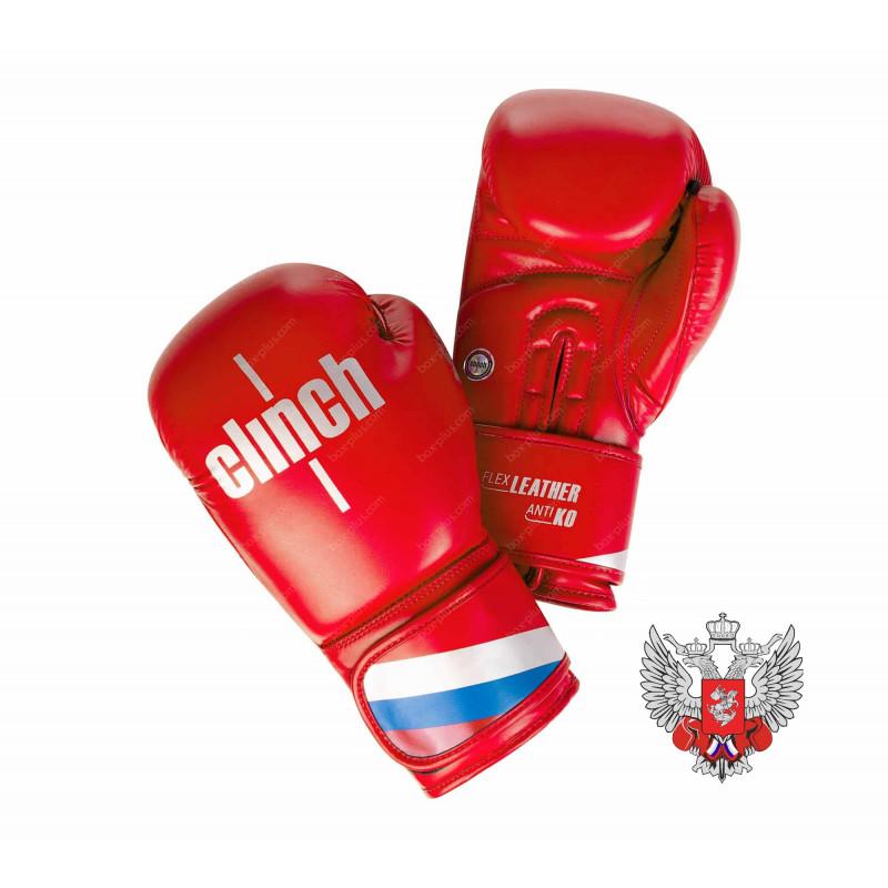 Перчатки для бокса Clinch