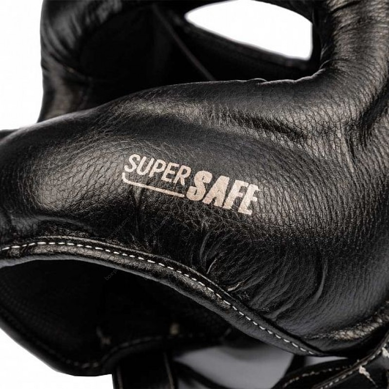 Боксерский шлем с защитой носа Clinch