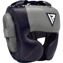 Шлем для бокса RDX Leather Pro