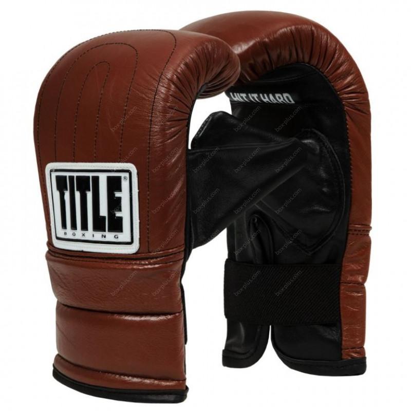 Снарядные перчатки TITLE