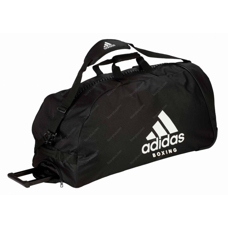 Сумка дорожная на колесах Adidas Boxing