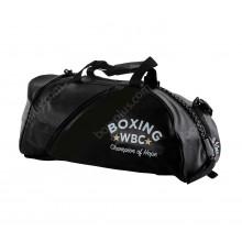 Сумка рюкзак Adidas Boxing WBC