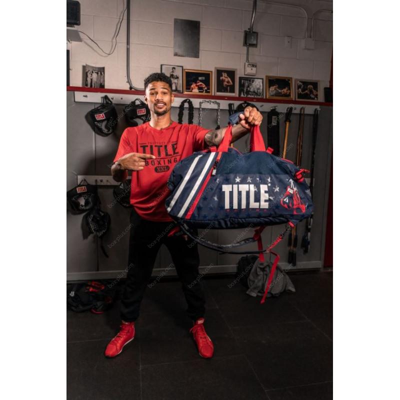 Сумка для бокса Title World Champion