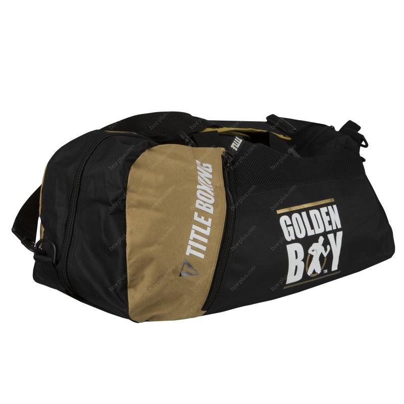 Сумка рюкзак TITLE GOLDEN BOY