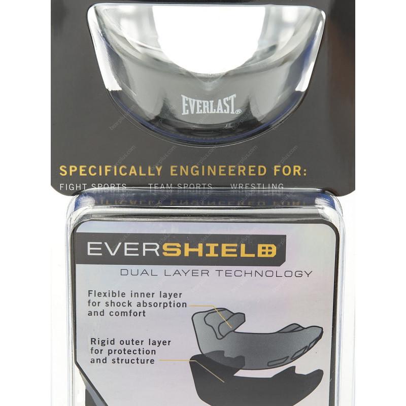 Капа боксерская Everlast EverShield