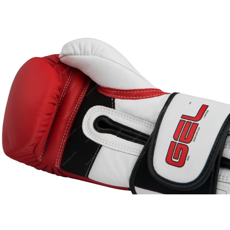 Перчатки боксёрские TITLE GEL