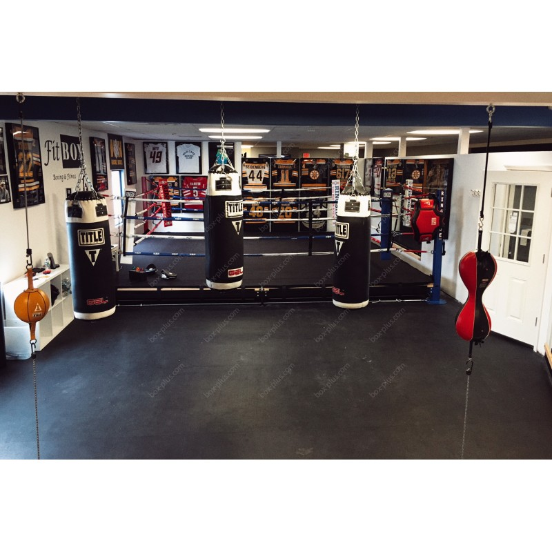 Боксерский мешок TITLE GEL Heavy Bags 150lb