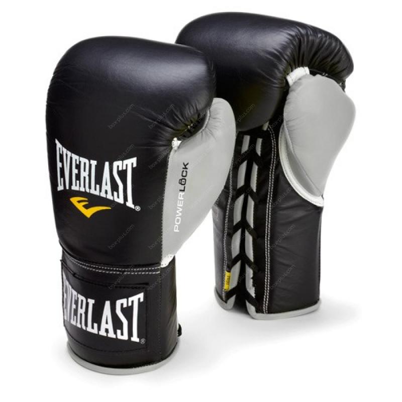 Перчатки боксёрские Everlast Powerlock Pro