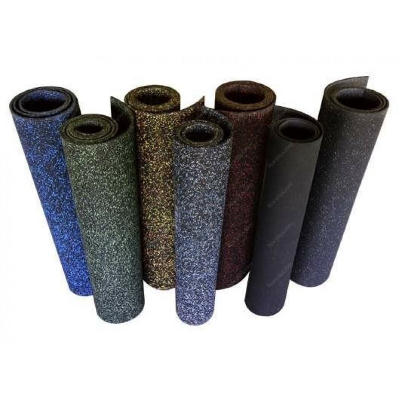 Резиновые покрытия в рулонах