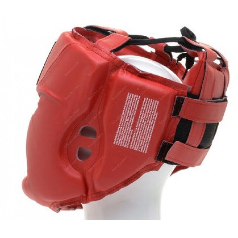 Боксерский шлем с защитой подбородка Everlast