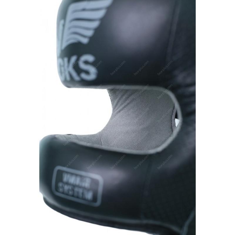 Боксерский шлем с защитой носа V`Noks Machine