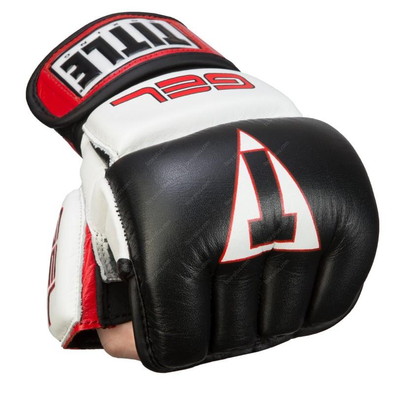 Снарядные перчатки TITLE GEL