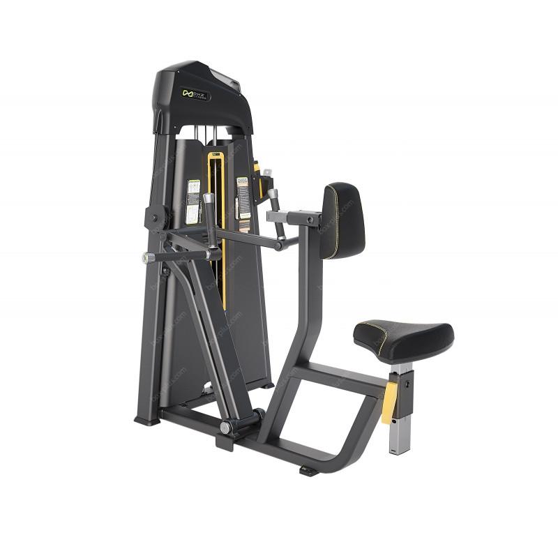 Тренажер Гребная тяга с упором на грудь