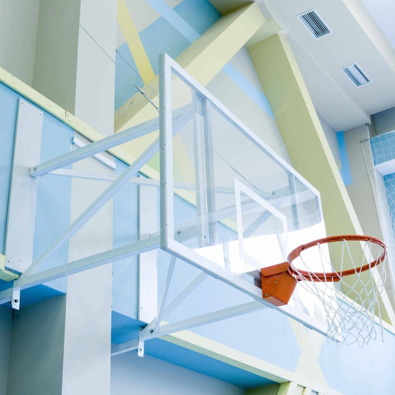 Баскетбольный щит Prof с ударопрочной пленкой