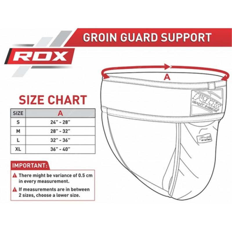 Защита паха для единоборств RDX Groin Guard