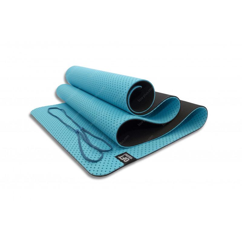 Мат для йоги перфорированный 6мм