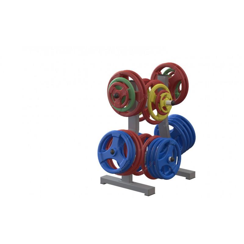 Стойка для дисков нагрузка до 600 кг