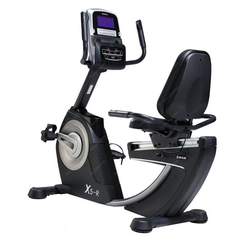 Велотренажер горизонтальный X5R